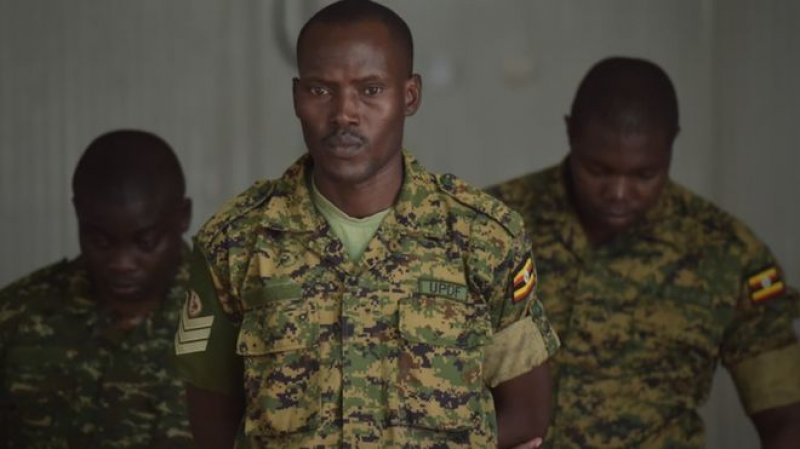 Photo of African Union soldiers jailed over Somali fuel racket