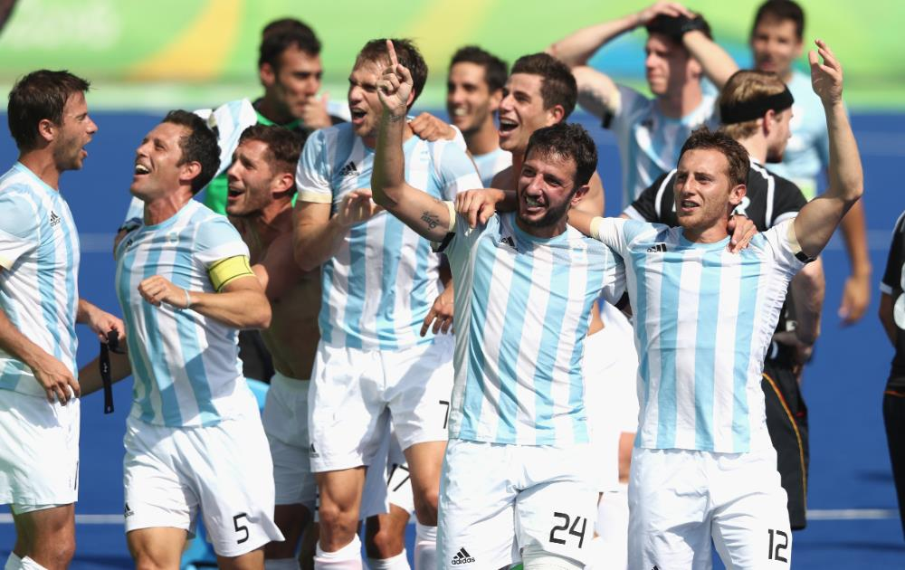 Photo of Perfect Peillat puts Argentina into final and ends Germany men's hockey reign