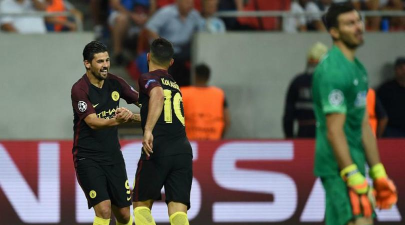 Photo of Champions League Review: City rout Steaua in first leg