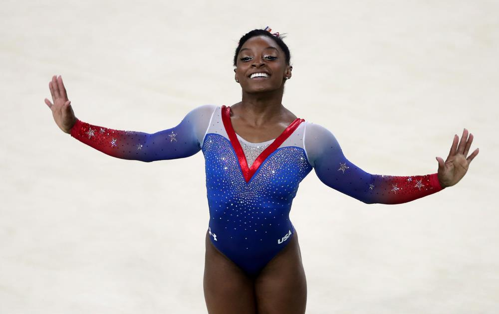 Photo of Simone Biles leaves Rio 2016 as one of the best Olympic gymnasts of all time