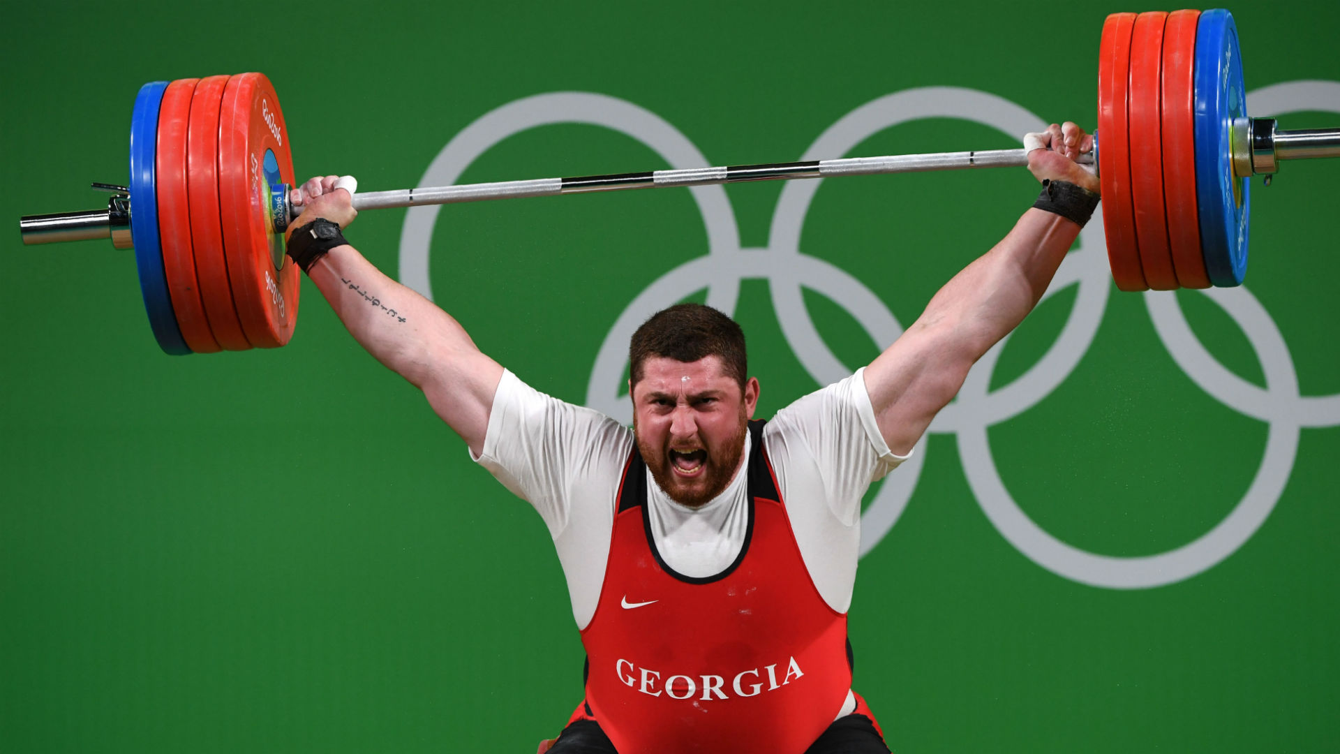 Photo of Rio 2016: Talakhadze takes gold with world-record lift