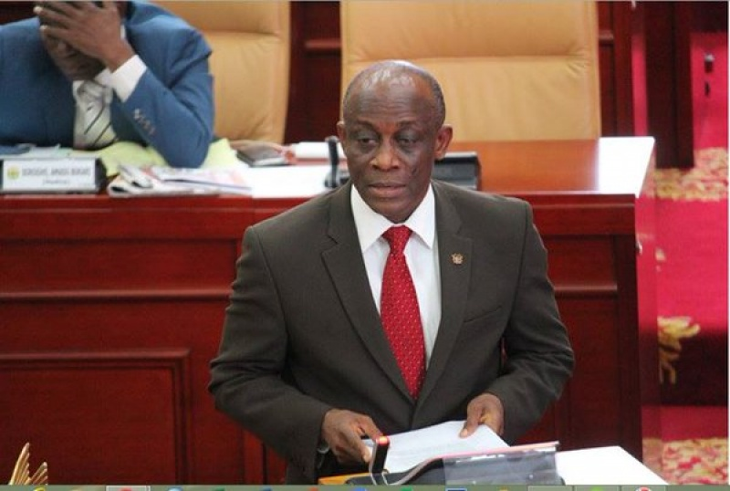 Photo of Terkper presents 2017 1Q budget today