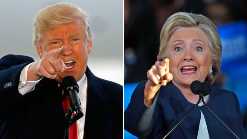 Photo of US election 2016: Trump momentum forces new Clinton effort
