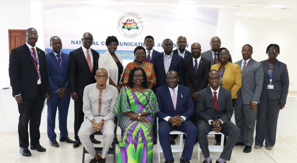Photo of Communications Minister pays working visit to NCA