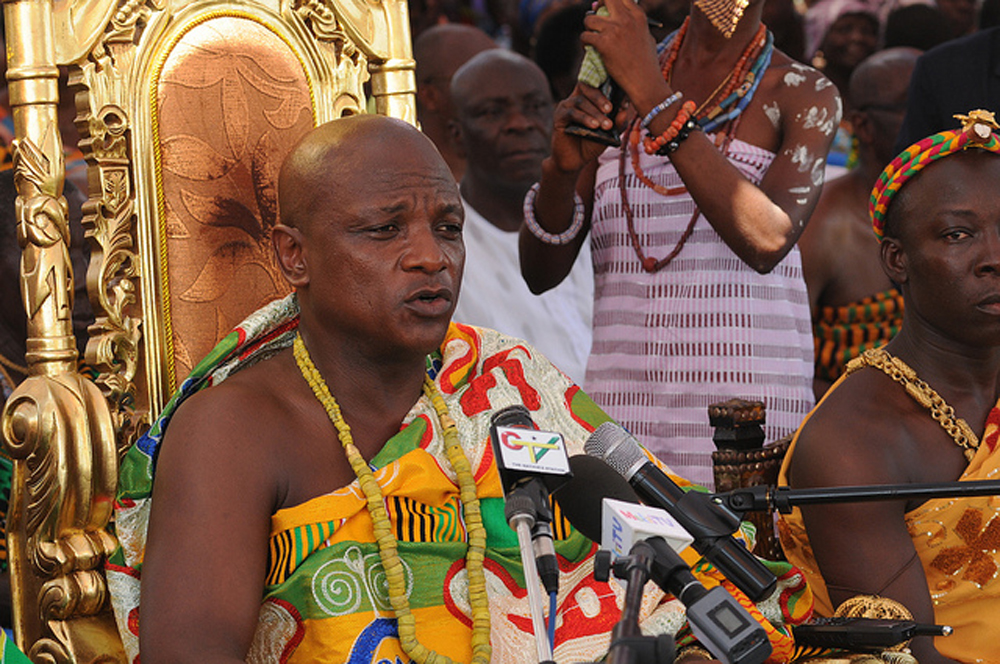 Photo of Togbe Afede wants Ghana to expand trade with foreign countries