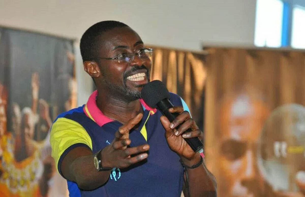 Photo of Appiah Stadium committed no offence – Ace Ankomah defends NDC serial caller