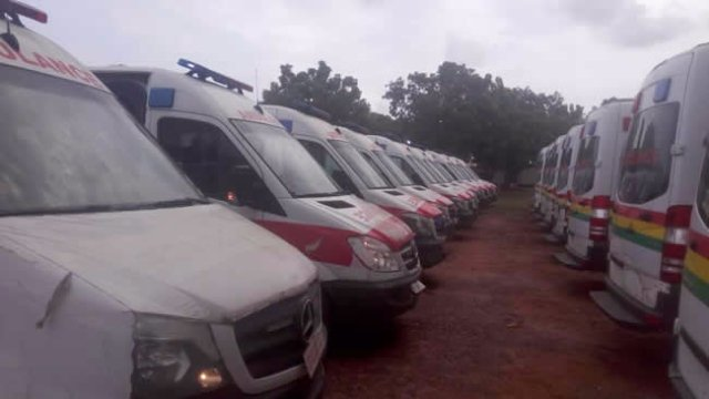 Photo of Special Aide to National Security capo got contract for €2.4m useless ambulances