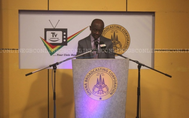 Photo of GBC goes house-to-house to collect TV licence fee