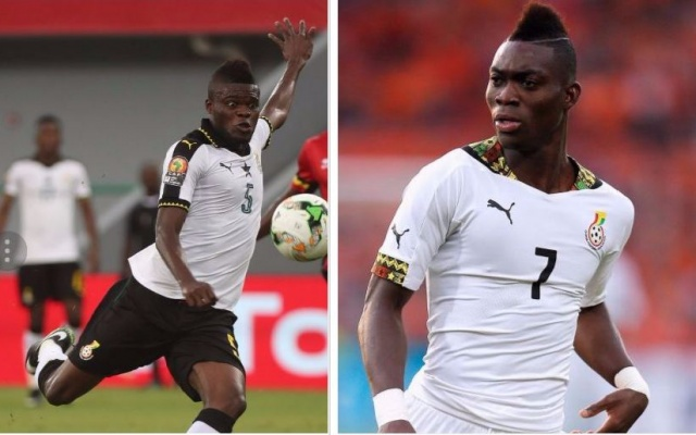 Photo of Partey, Atsu nominated for 2017 African Player of the Year