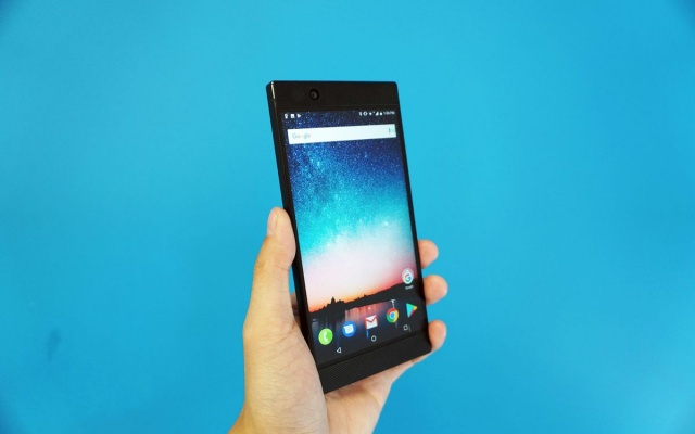 Photo of The Razer Phone might have the loudest sound on any smartphone