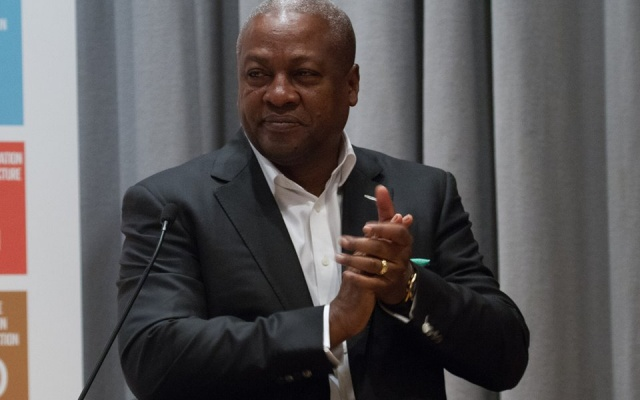 Photo of CRIG house built in 70s; not for Mahama – Mogtari