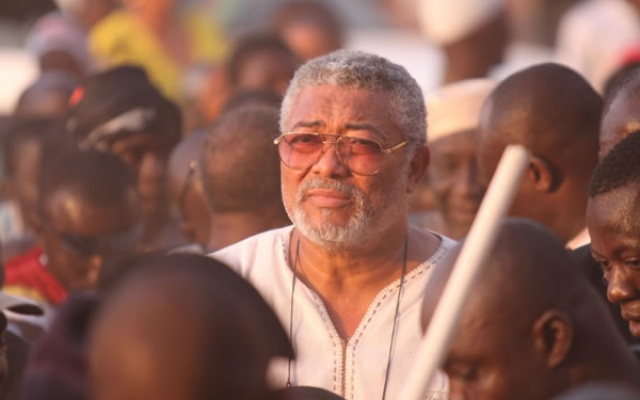 Photo of Gov't alone can't fight corruption – Rawlings