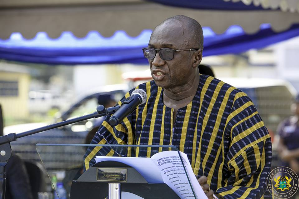 Photo of Extorting Police Officers Being Dealt With – Dery