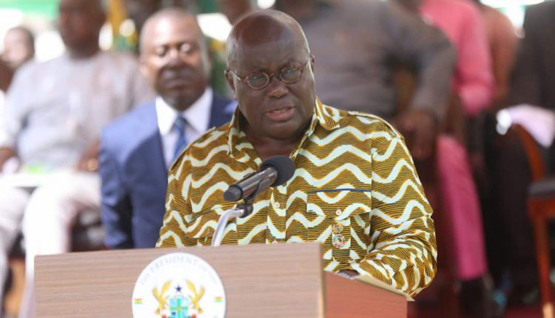 Photo of Elevate the work of PURC – Akufo Addo to Board