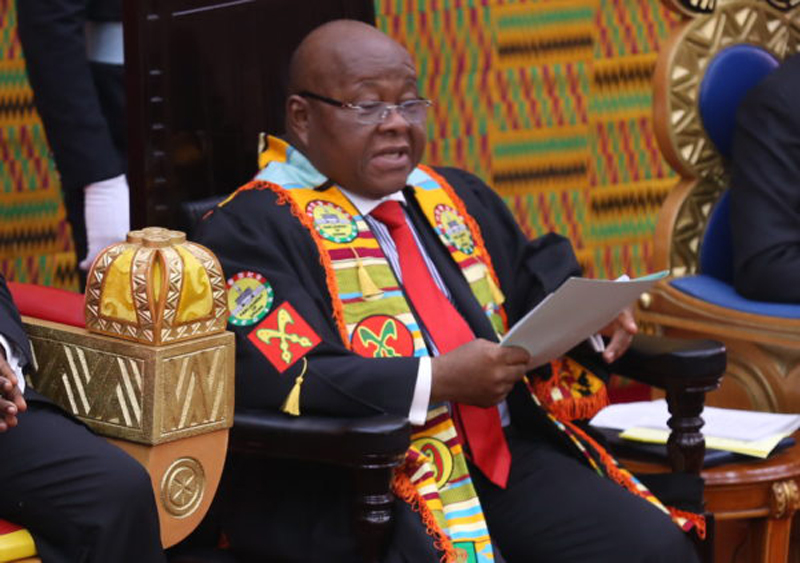 Photo of Homosexuality Will Not Be Legalised In Ghana – Oquaye