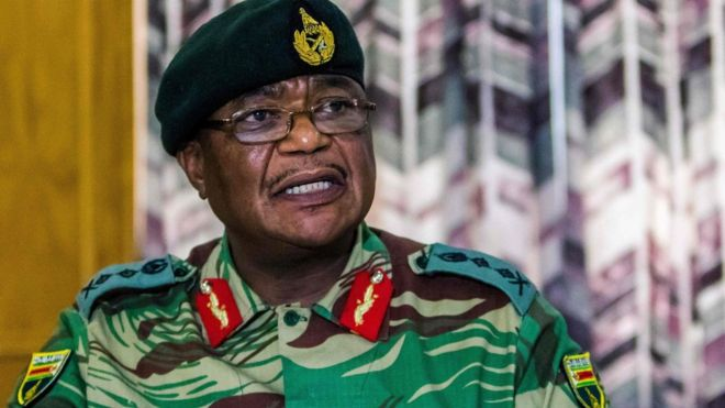 Photo of Zimbabwe's military threatens to 'step in'