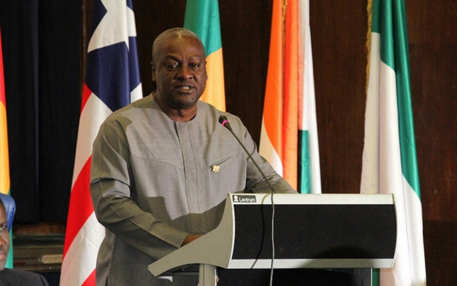Photo of Ghana's democratic credentials rubbing off me – Mahama