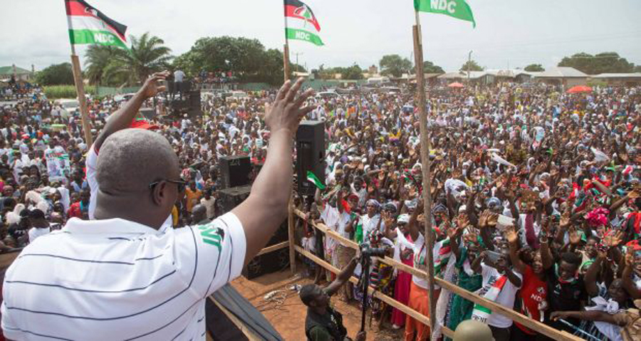 Photo of 58% of voters expect Mahama to contest in 2020 – Report