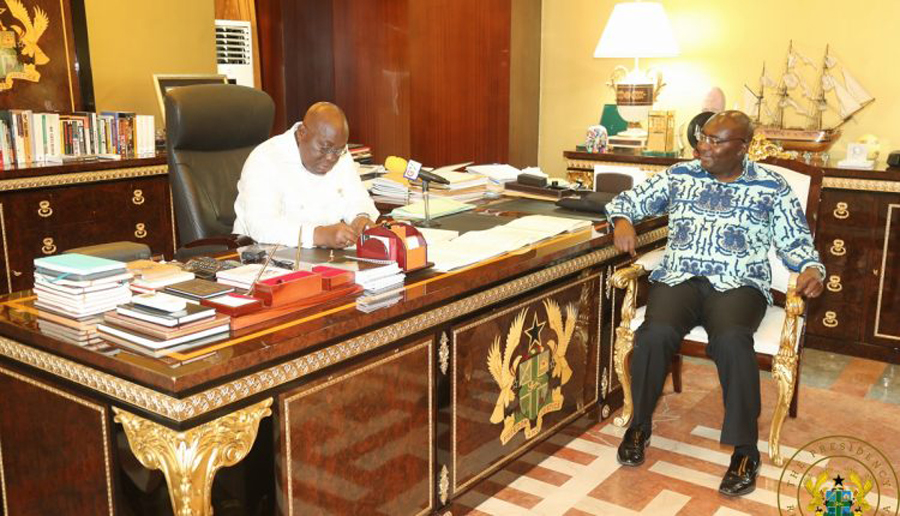 Photo of Akufo-Addo signs Special Prosecutor Act, 4 others