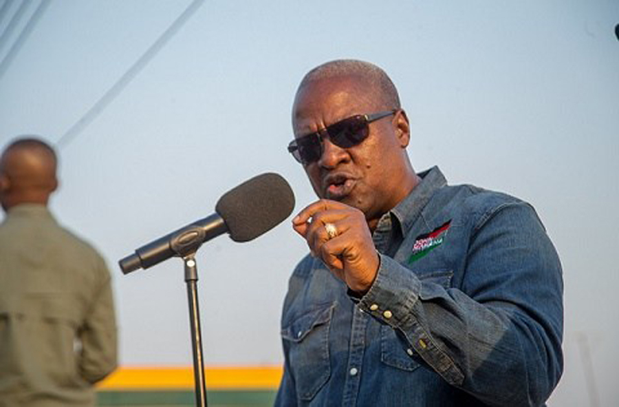 Photo of We're not scared of Special Prosecutor – Mahama