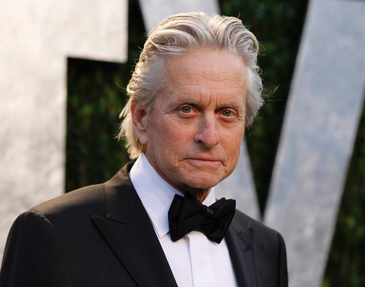 Photo of Michael Douglas speaks about sex claim
