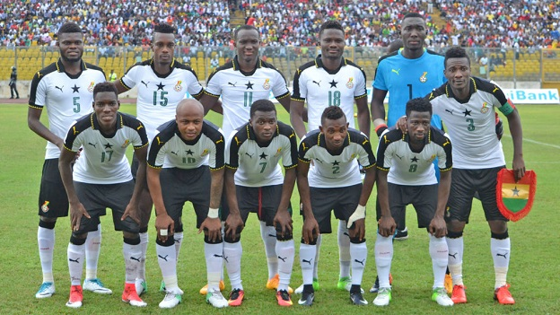 Photo of Ghana drops to 51st in latest FIFA World Ranking
