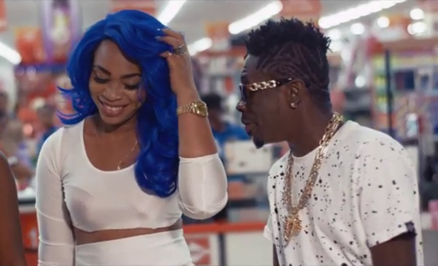 Photo of Michy was second-best woman in my life – Shatta Wale